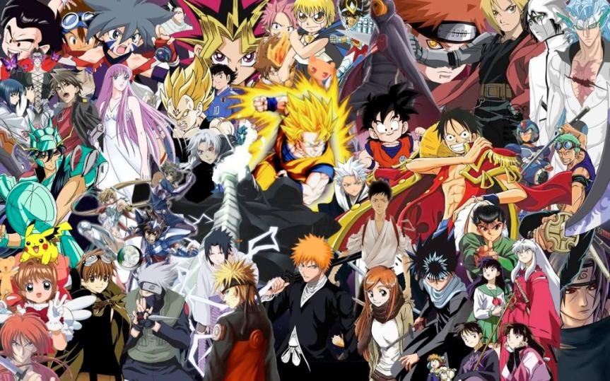 Kumpulan Anime Terbaik Dan Paling Populer Coret Coret